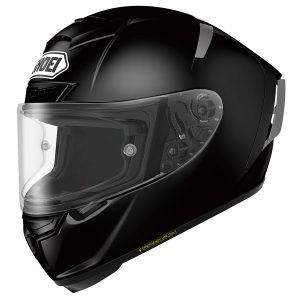 SHOEI X-SPIRIT 3 PLAIN GLOSS BLACK