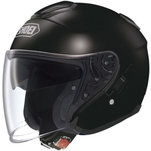 Shoei J-Cruise Plain – Black