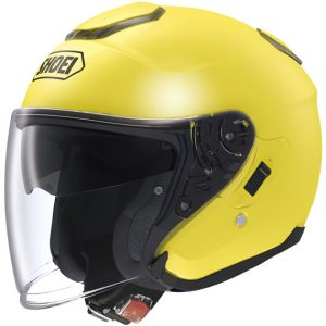 Shoei J-Cruise – Brilliant Yellow (Special Order)