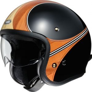Shoei J.O. Waimea TC10 – Brown