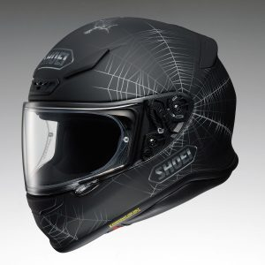 Shoei NXR Dystopia TC5 – Black