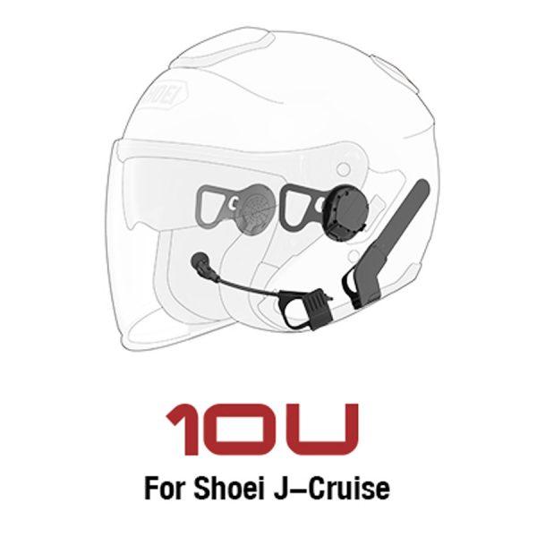 16866.jpg-Sena M/C B/T COMM System  Handlebar RC4 Remote for Shoei J-Cruise 10U-SH-13