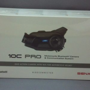 Sena 10C Pro Motorcycle Bluetooth Camera & Communication System 10C-PRO-01