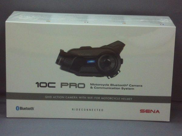 17096.jpg-Sena 10C Pro Motorcycle Bluetooth Camera & Communication System 10C-PRO-01