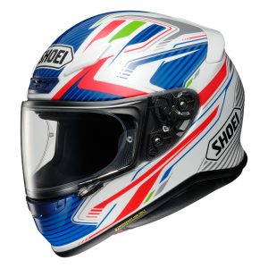 Shoei NXR Stable TC2 – Blue