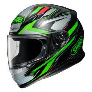 Shoei NXR Stable TC4 – Green