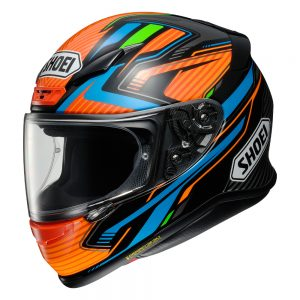 Shoei NXR Stable TC8 – Orange