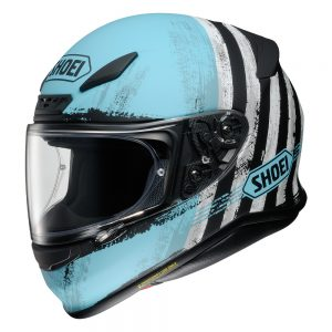 Shoei NXR Shorebreak TC2 – Blue