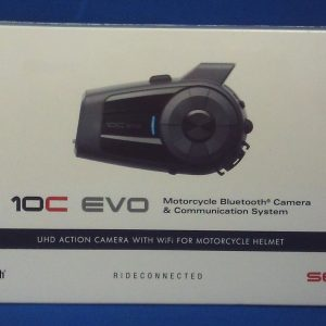 Sena 10C Evo Motorcycle Bluetooth Camera & Communication System 10C-Evo-01