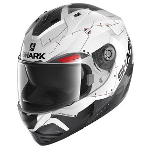 SHARK RIDILL 1.2 MECCA – WHITE/BLACK/RED