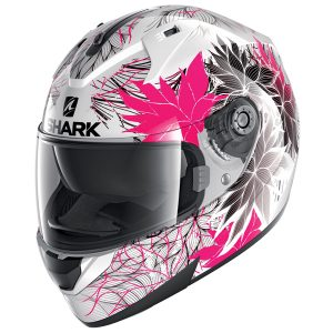 SHARK RIDILL 1.2 NELUM – WHITE/BLACK/VIOLET