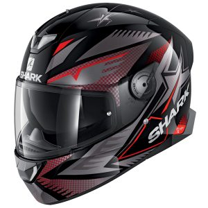 SHARK SKWAL 2.2 DRAGHAL – BLACK/ANTHRACITE/RED