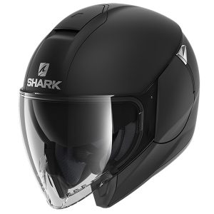 SHARK CITYCRUISER BLANK – MATT BLACK