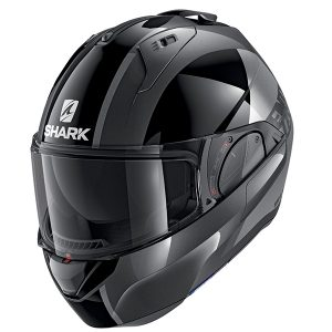 SHARK EVO ES ENDLESS – ANTHRACITE/BLACK