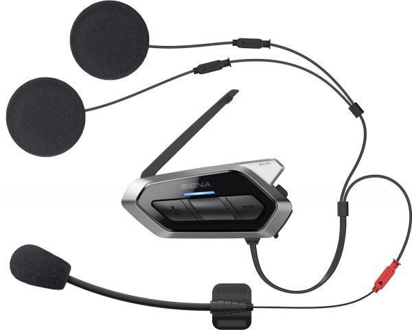 8775220-2-SENA 50R 01 BLUETOOTH COMMUNICATION SYSTEM SINGLE UNIT