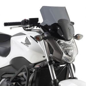 SMOKED SCREEN / HONDA NC700S (12/13)/NC750S (14-17)