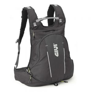 EASYBAG EXPANDING RUCKSACK WITH HELMET BAG