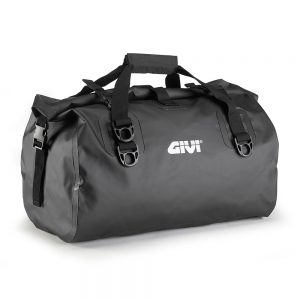 """EASY"" 40LTR WATERPROOF ""DRY PACK"" HOLDALL (BLACK)"