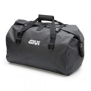"""DRY PACK"" 60LTR BLK WATERPROOF HOLDALL"