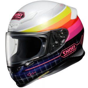 Shoei NXR Zork TC7 – Pink