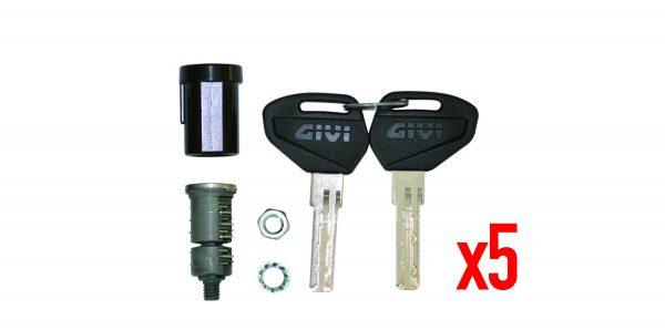 SL105.jpg-5 X SECURITY LOCK BARRELS