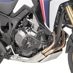 BLACK ENGINE GUARD (CRF1000L AFRICA TWIN 16 – not DCT) ***