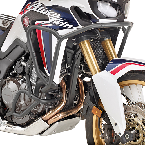 TNH1144.jpg-RADIATOR GUARD BLACK (NEEDS TN1144/TN1144OX) AFRICA TWIN 16