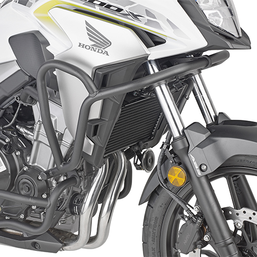 TNH1171.jpg-BLACK RADIATOR GUARD/ HONDA CB500X (2019)