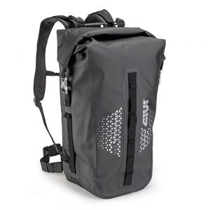 """ULTIMA-T"" 35LTR WATERPROOF RUCKSACK (BLACK)"