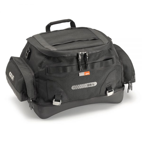 "UT805.jpg-""ULTIMA-T"" SADDLE BAG (35LTR) WITH WATERPROOF INNER BAG"