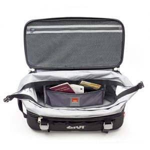 """ULTIMA-T"" 20LTR EXPANDABLE CARGO BAG (BLK)"