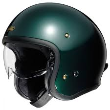 SHOEI J O BRITISH GREEN