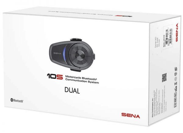 pack-10s-dual-SENA 10S BLUETOOTH COMMUNICATION SYSTEM 10S-01D DUAL PACK