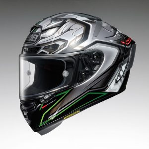 SHOEI X-SPIRIT 3 AERODYNE TC4