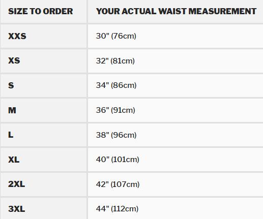 Gerbing trouser size guide-Gerbing Heated Trouser Liner
