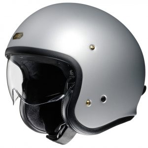SHOEI J O LIGHT SILVER