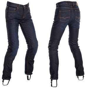 RICHA ORIGINAL SLIM PROTECTIVE JEANS REGULAR LEG NAVY