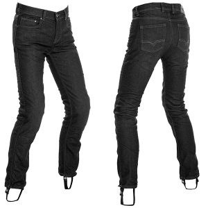 RICHA ORIGINAL PROTECTIVE JEANS REGULAR LEG BLACK