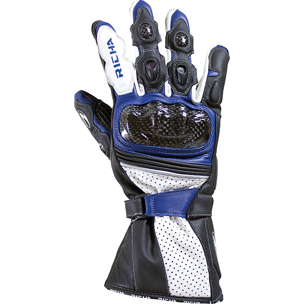 1644-081_ravine_bu_02-1-3-600-RICHA RAVINE SUMMER GLOVE BLACK WHITE