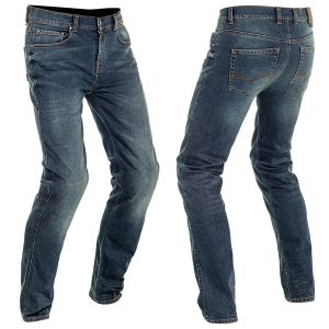 RICHA TROJAN PROTECTIVE JEANS REGULAR LEG BLUE