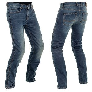 RICHA ADVENTURE PROTECTIVE JEANS REGULAR LEG BLUE