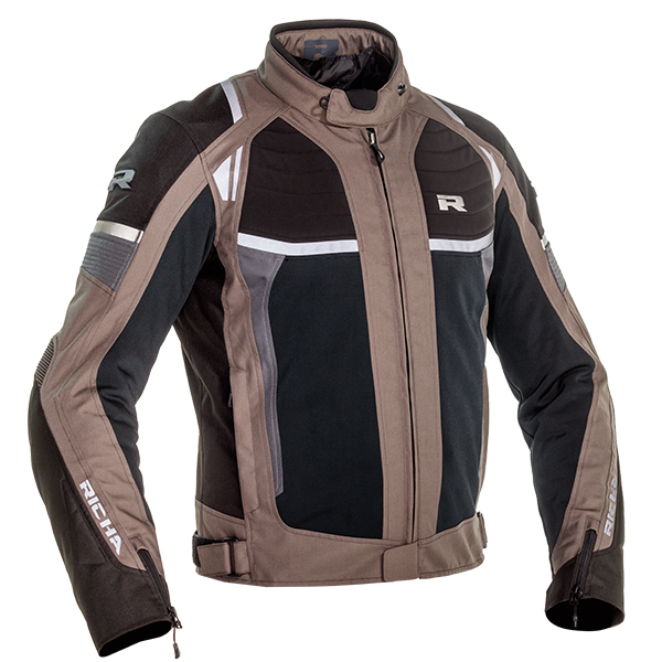 17167-082_airstx_bb_a-1-3-600-RICHA AIRSTREAM X TEXTILE JACKET BRONZE