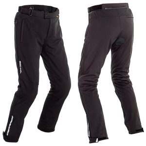 RICHA COLORADO 2 PRO TEXTILE TROUSERS BLACK SHORT LEG