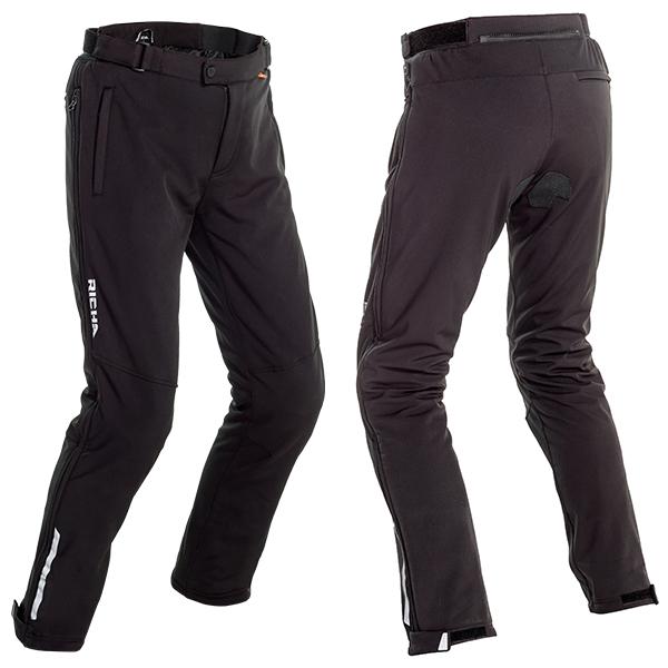 17172-082_col2pr_bk_a-1-3-600-RICHA COLORADO 2 PRO TEXTILE TROUSERS BLACK STANDARD LEG