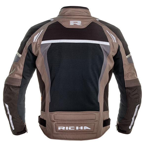 17239-082_airstx_bb_b-1-3-600-RICHA AIRSTREAM X TEXTILE JACKET BRONZE