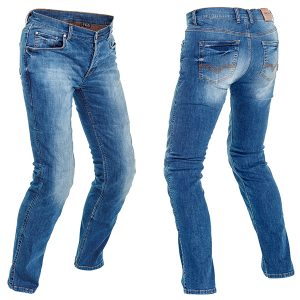 RICHA PROJECT PROTECTIVE JEANS REGULAR LEG LIGHT BLUE