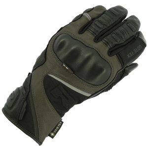RICHA ATLANTIC GORETEX SUMMER GLOVE BLACK/TITANIUM