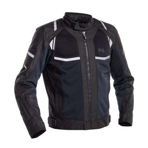 RICHA AIRSTORM TEXTILE JACKET BLACK