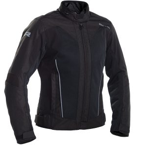 RICHA AIRSTREAM X LADIES TEXTILE JACKET BLACK
