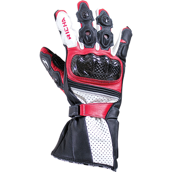 3774-081_ravine_rd_02-1-3-600-RICHA RAVINE SUMMER GLOVE BLACK WHITE